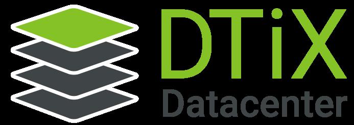DTiX Datacenter – Datacenter de colocation à Dijon Logo