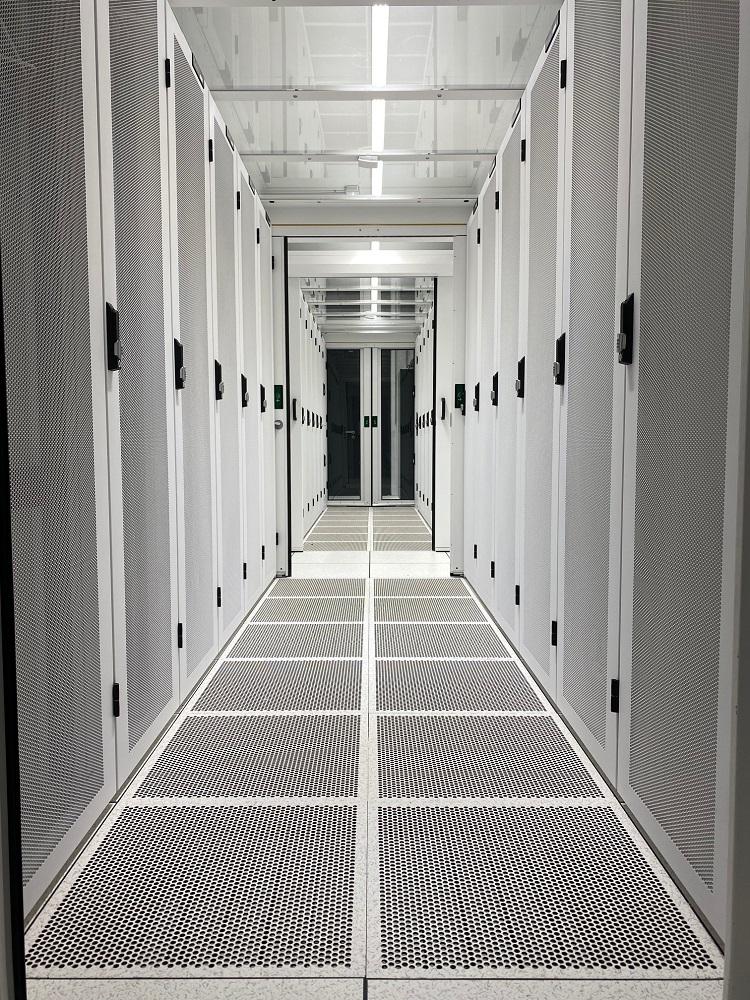 DTiX Cold Corridor